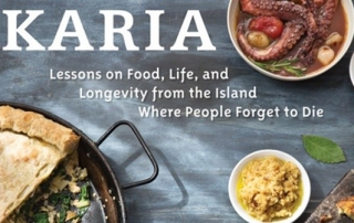 Diane Kochilas on Food, Life, Her New Book, and the Island of Ikaria.