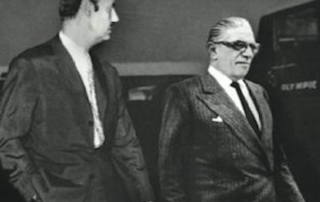 From the Greek Resistance to Onassis' Boardroom