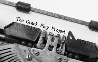 Giving Voice to Modern Greek Theater- The Greek Play Project