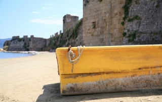25 Pictures from Messinia: Medieval castles and beautiful harbors.