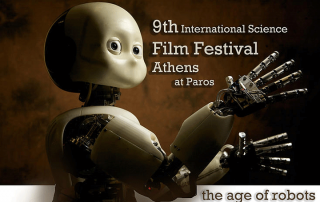 Caid's International Science Film Festival Goes to Paros