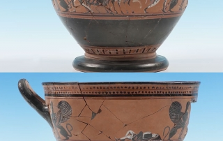 Panoply Vase Animation Project animates ancient Greek Culture.