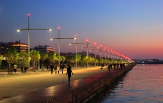 Combine tourism with work in Thessaloniki? Sure thing!