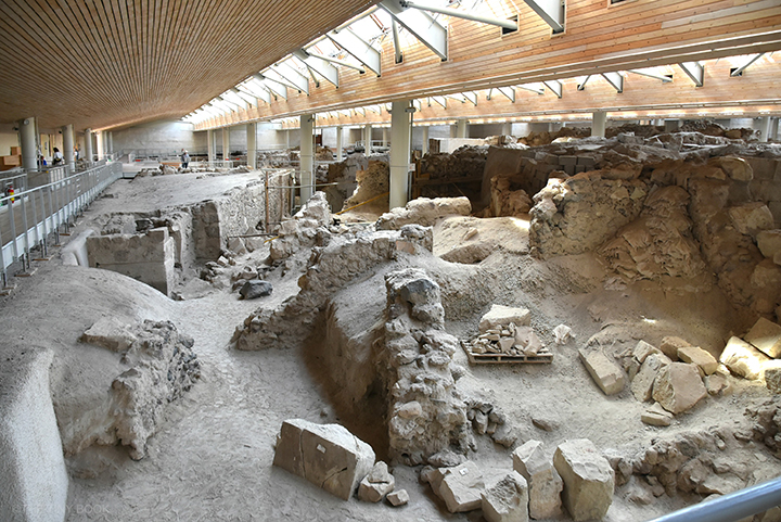 Ancient Akrotiri