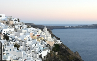 Santorini for Families