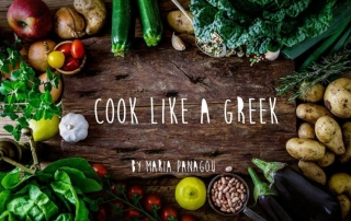 Cook like a Greek with Maria Panagou!